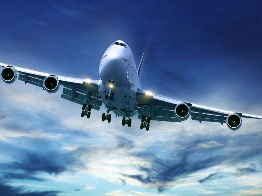 حمل و نقل هوایی از سریعترین راه ها برای حمل و نقل کالا